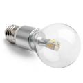 LED žárovka E27 6,9W CL A60 2900K