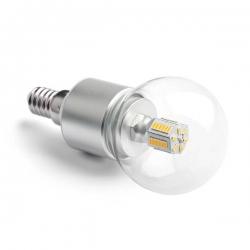 LED žárovka E14 6,9W CL A50 2900K
