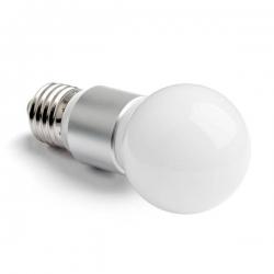 LED žárovka E27 6,9W MAT A50 2700K DIM