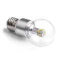 LED žárovka E27 4W CL A50 2800K