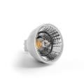 LED SPOT GU5.3 6W MR16 2700K DIM 60d