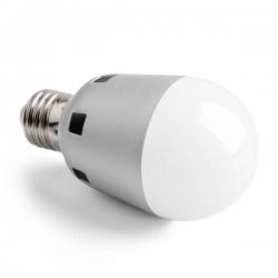LED žárovka E27 9W MAT A60 2800K