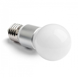 LED žárovka E27 6,9W MAT A50 2900K DIM