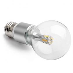 LED žárovka E27 6,9W CL A60 2700K