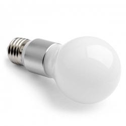 LED žárovka E27 6,9W MAT A60 2900K DIM