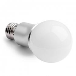 LED žárovka E27 6W MAT A60 2900K