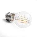 LED vláknová žárovka kapka E27 4,5W CL P45 2700K
